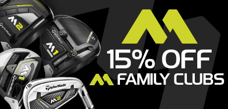 15% Off M Family Clubs