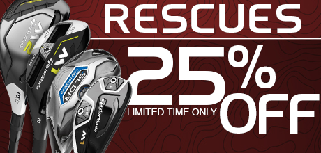 25% Off Rescues - Limited Time Only