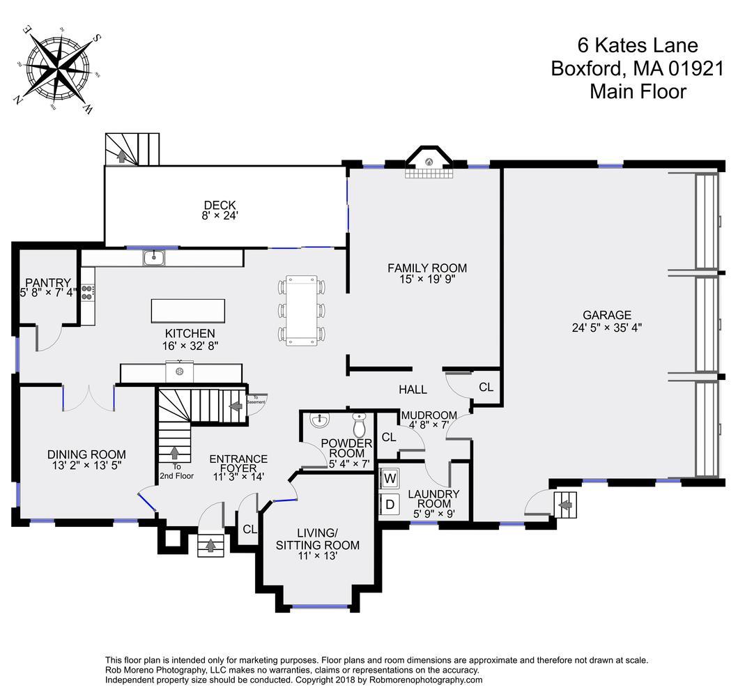 6 Kate\'s Lane, Boxford MA 01921, USA - Virtual Tour