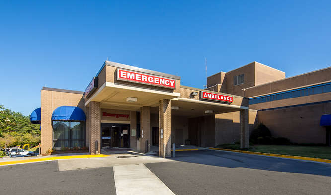 Coliseum Northside Hospital Emergency Room - Virtual Tour