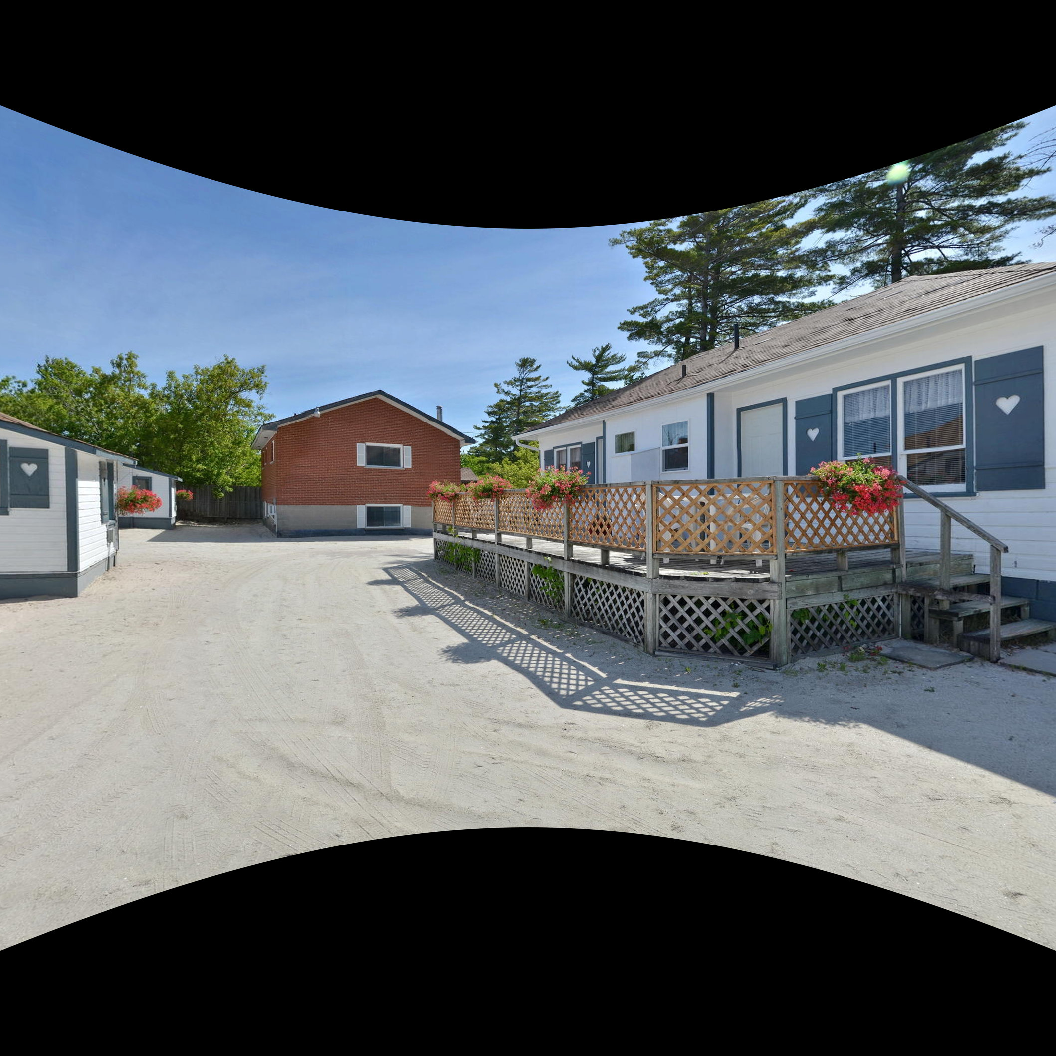 wasaga luxury cottage bedrooms guests baths beach properties canada ontario rentals cottages house woodland woodlandbeach whole