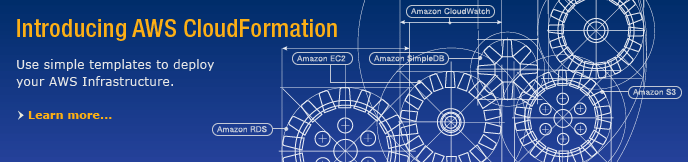 AWS CloudFormation Logo