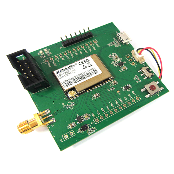 Global_Sat_LM-130-Evaluation-Board