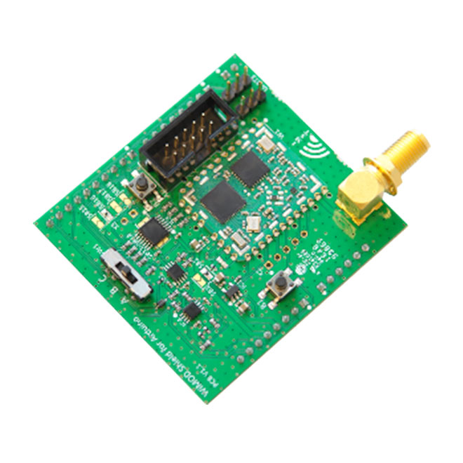 WiMOD Arduino Shield (WSA01)