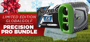 Global Golf - Precision Pro Limited Edition Package
