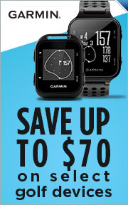 Save Up To $70 On Select Garmin GPS/Rangefinders