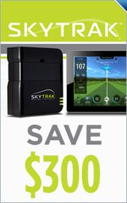 Save $300 On SkyTrak Swing Trainers Analyzers