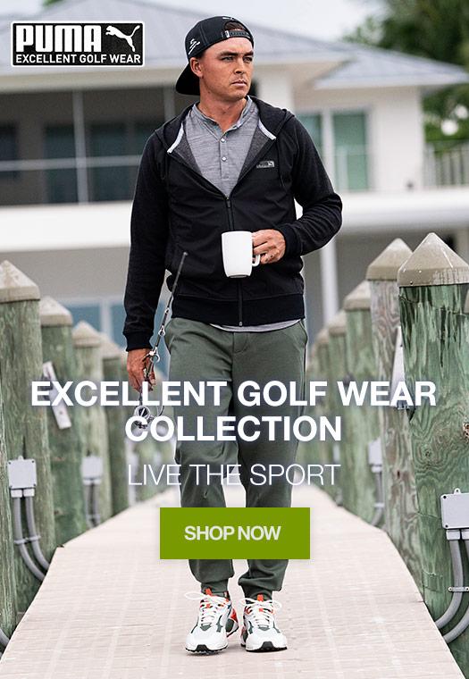 Puma Excelent Golf Wear