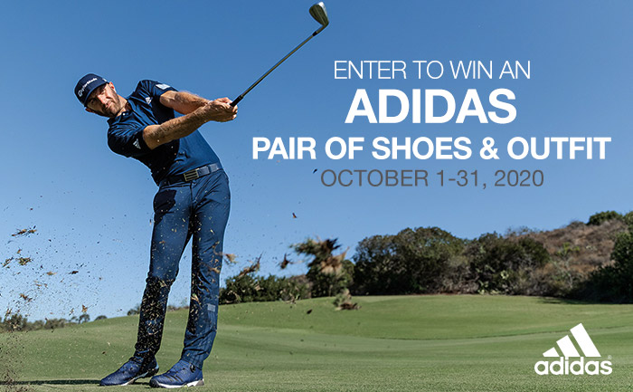 Enter for a chance to win Adidas