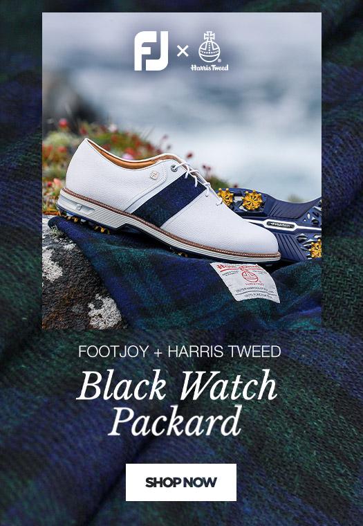 FootJoy Black Watch Packard