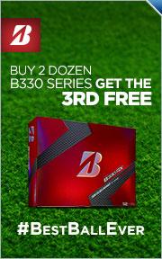 Buy 2, Get 1 Free Bridgestone B330 Series Golf Balls