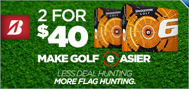 Buy 2 Dozen Bridgestone e Series Golf Balls For $40
