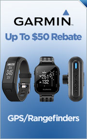 Up To $50 Rebate On Select Garmin GPS/Rangefinders