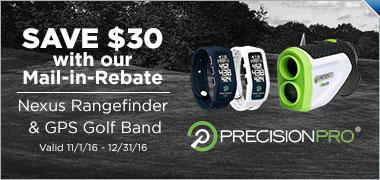 Precision Pro Nexus Rangefinder $30 Mail-In-Rebate