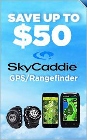 Save Up To $50 On Select SkyGolf SkyCaddie GPS/Rangefinders