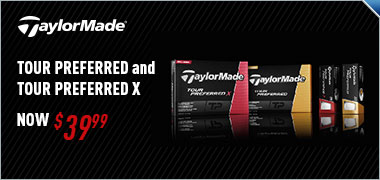 TaylorMade Tour Preferred Golf Ball Price Drop