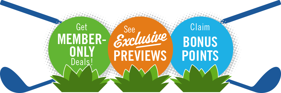 Get Special offers, exclusive previews, and claim bonus points