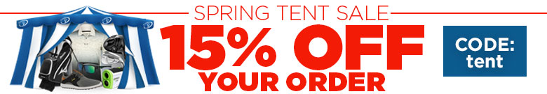 15% Off Your Order | Use Code: tent