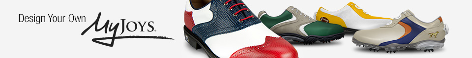 FootJoy MyJoys Custom Golf Shoes