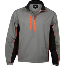 Weather Company Microfiber ¼ Zip Windshirt
