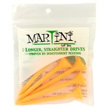 Martini 3 1/4 Orange