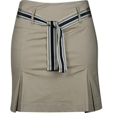 Golftini Pleated with Ribbon Belt