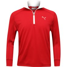 Puma DryCell Youth Golf L/S 1/4 Zip
