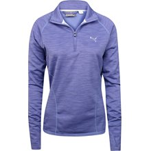 Puma 1/4 Zip Heather Popover