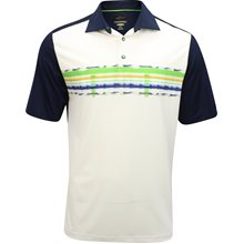 Greg Norman Sublimation Stripe Print