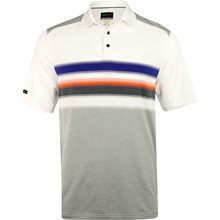 Greg Norman Engineered Stripe Stretch