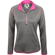 FootJoy Long Sleeve ½ Zip with Faux Layer