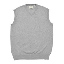 Linksoul Cotton V-neck Sweater Vest