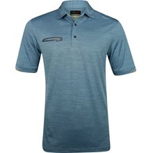 Greg Norman Soundwave Frequency Heathered Tonal Space Dye