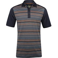 Greg Norman Heathered Stripe Golf