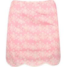 Golftini Flower Power Pink Stretch Cotton 19""