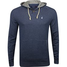 Johnnie-O Layton Hooded Henley Sweatshirt