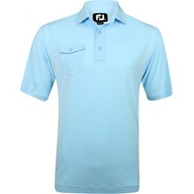 FootJoy Prescott ProDry Performance Spun Poly Chest Pocket