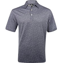 FootJoy Breckenridge Stretch Pique Flower Print