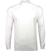 Greg Norman Protek L/S Solid Mock Neck