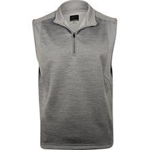 Greg Norman ¼ Zip Heathered Fleece Pullover