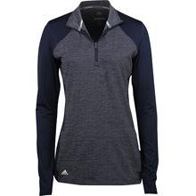 Adidas Half Zip Knit Pullover