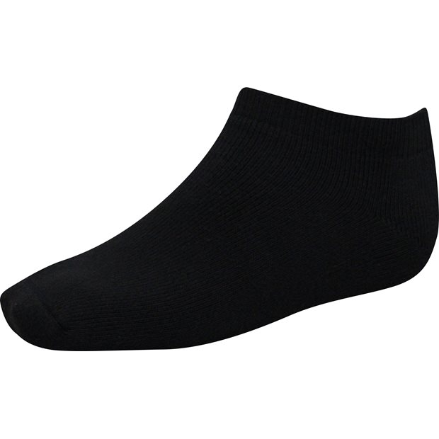 FootJoy ComfortSof Sport Black Socks Apparel