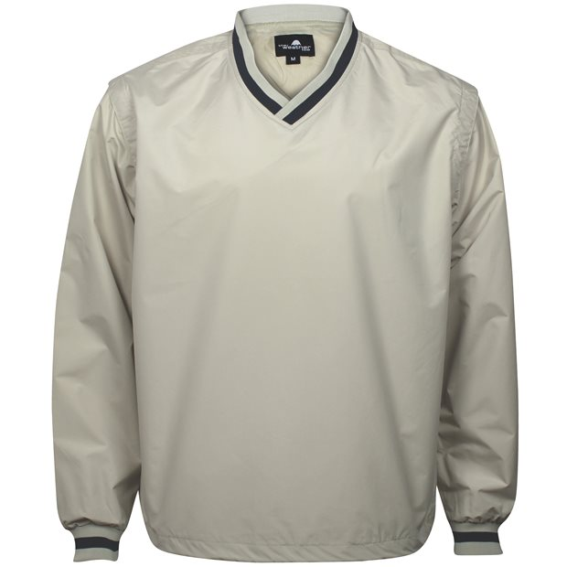 Weather Company Microfiber V-Neck Windshirt Outerwear Apparel