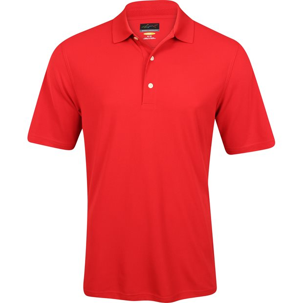 Greg Norman ProTek Micro Pique Shirt Apparel