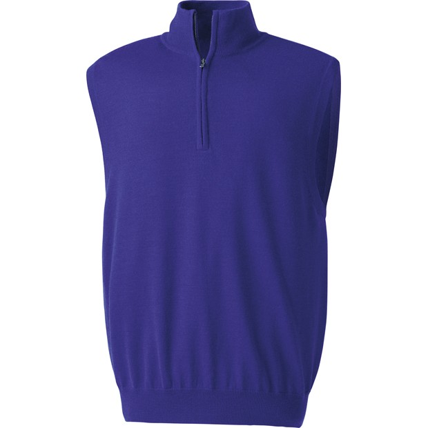 FootJoy Merino Half-Zip Sweater Outerwear Apparel