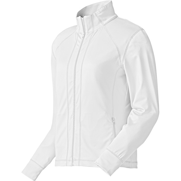 FootJoy Performance Full-Zip Mid Layer Outerwear Apparel