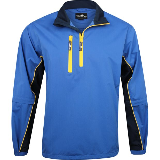Weather Company Microfiber ¼ Zip Windshirt Outerwear Apparel