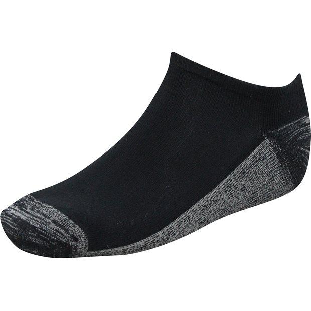FootJoy ProDry Low Cut Black 2-Pack Socks Apparel
