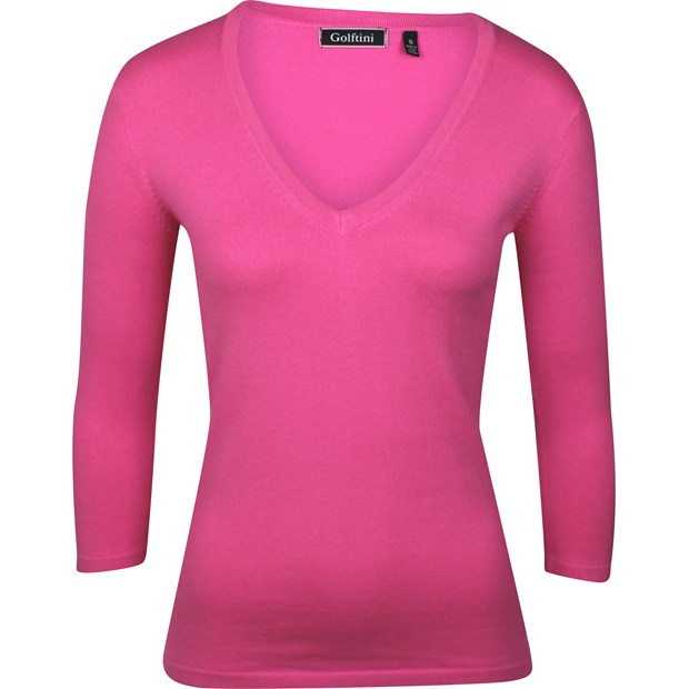 Golftini Solid Sweater Apparel