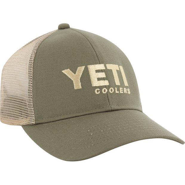 YETI Trucker Headwear Apparel